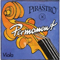Pirastro Permanent Violasaite G (Silber) - hart