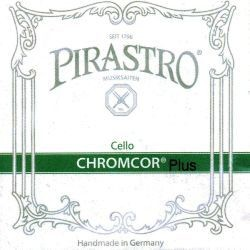 Pirastro Chromcor PLUS Cellosaite G 4/4 (Chrom) - mittel