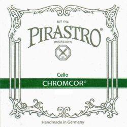 Pirastro Chromcor Cellosaiten SATZ 4/4 - mittel