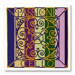 Pirastro Passione Cellosaite D 4/4 (Chrom) - mittel