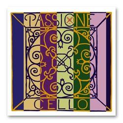 Pirastro Passione Cellosaite D 4/4 (Chrom) - weich