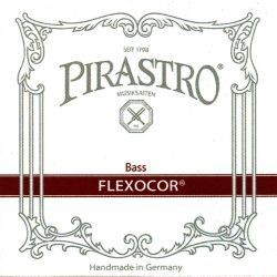 Pirastro Flexocor Kontrabasssaite E 3/4 (Solo) - mittel