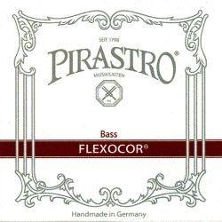 Pirastro Flexocor Kontrabasssaiten SATZ 3/4 (Solo) - mittel