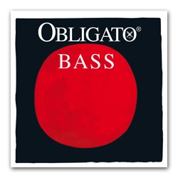 Pirastro Obligato Kontrabasssaite A 3/4 (Solo) - mittel
