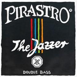 Pirastro The Jazzer Kontrabasssaite C hohe Solo 3/4 (Orch.) - mittel