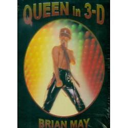 May, Brian: Queen in 3-D (dt) gebunden, im Schuber