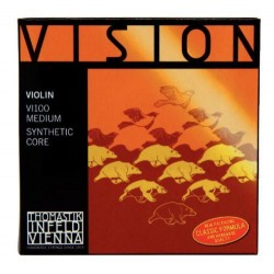 Thomastik Vision Violinsaite G 4/4 (Silber) - mittel