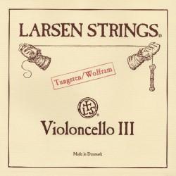 Larsen Cellosaite III G 4/4 (Wolfram) - hart