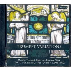Trumpet Variations : CD