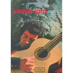 Jara, Victor: Victor Jara : Songbook for guitar and piano