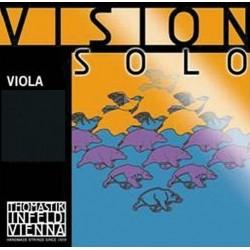 Thomastik Vision SOLO Violasaite D (Chrom) - mittel