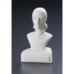 Büste Clara Schumann 13 cm