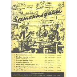 Seemannsgarn Band 1 : für Gesang und Klavier