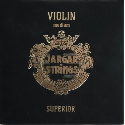 Jargar superior G Saite Violine 4/4 medium (Synthetik/Silber)