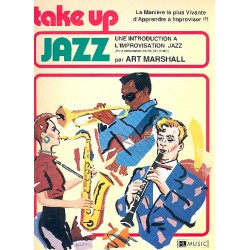 Marshall, Art: Take up Jazz: pour instruments en do, sib et mib