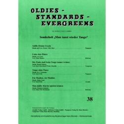 Oldies Standards Evergreens Band 38: für Klavier und Combo Klavierpartitur und Stimmensatz