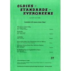 Oldies Standards Evergreens Band 37: Für Klavier und Combo Klavierpartitur und Stimmensatz