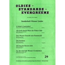 Oldies Standards Evergreens Band 29 : für Klavier und Combo Klavierpartitur und Stimmen