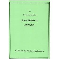 Enzberg, Hans: Orgeltreff MC zu Beiheft 1/2 und 3