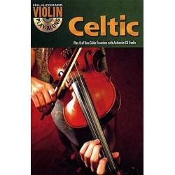 Celtic vol.4 (+Audio Access) : for violin