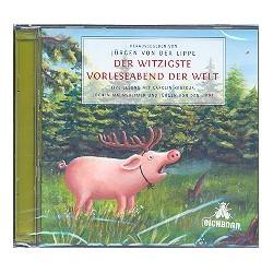 Der witzigste Vorleseabend der Welt 2 Hörbuch-CD's