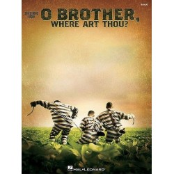 O Brother where art thou : Selections for banjo