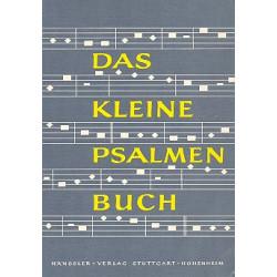 Das kleine Psalmenbuch : für Männerchor, Partitur Johner, Theodor E., Arr.