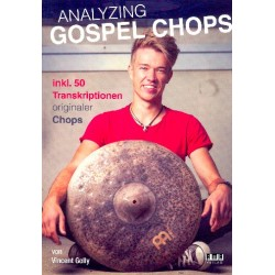 Golly, Vincent: Analyzing Gospel Chops : f├╝r Schlagzeug