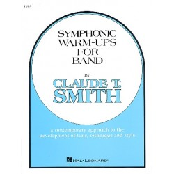 Smith, Claude: Symphonic Warm Ups : for band tuba