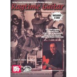 Ragtime Guitar (+ 3 CDs)
