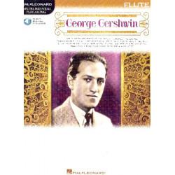 Gershwin, George: Solo Arrangements (+online Audio Access) : for flute