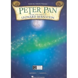 Bernstein, Leonard: Peter Pan : vocal selections for male voice(s) and piano