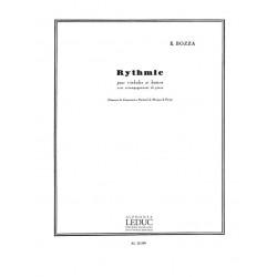 Bozza, Eugène: Rythmic op.70 : pour timbales et batterie et piano, parties