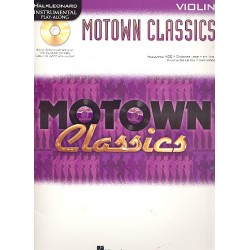 Motown Classics (+CD) : for violin
