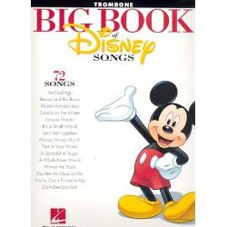Big Book of Disney Songs : for trombone