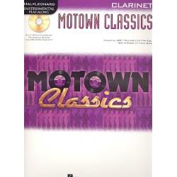 Motown Classics (+CD) : for clarinet