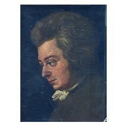 Postkarte Mozart (10 Stk)