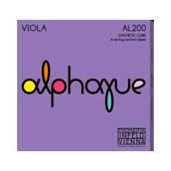 Thomastik Alphayue Violasaiten 3/4, Einzelsaite A, Stärke: mittel