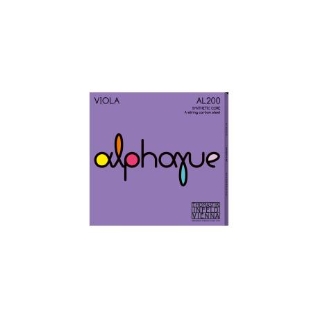 Thomastik Alphayue Violasaiten 3/4, Einzelsaite D, Stärke: mittel