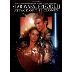 Star Wars Episode 2 : Attack of the Clones Selections for Piano