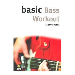 Clayton, Stuart: Basic Bass Workout