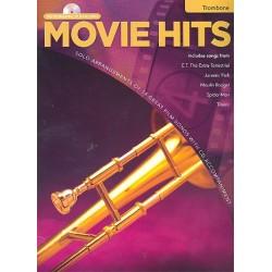 Movie Hits (+CD) : for trombone Instrumental Playalong