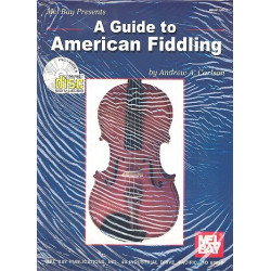 Carlson, Andrew A.: A Guide to American Fiddling (+CD): for Violin