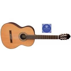 Miguel J. Almeria 20-CR Premium Konzertgitarre 4/4 (massive Zederndecke)