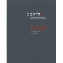 opera Band 1 : Prima la musica e poi le parole Partitur, kritischer Bericht und Datenträger
