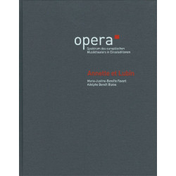 opera Band 3 Annette et Lubin Partitur, kritischer Bericht und Datenträger