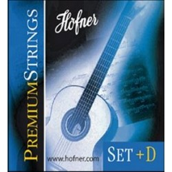 HÖFNER Classic Strings Konzertgitarrensaiten