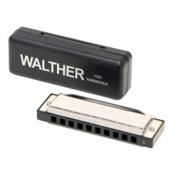 Walther Mundharmonika Richter Modell C-Dur