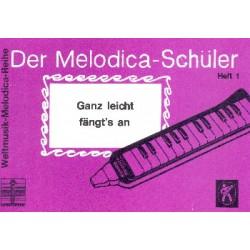 Der Melodica-Schüler Band 1 : Ganz leicht fängt's an
