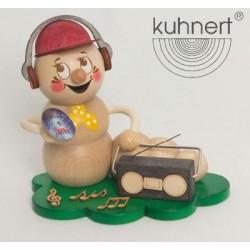 Kuhnert Ohrwurm Rudi - Rauchwurm